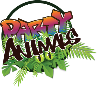 party animals animal birthday party
